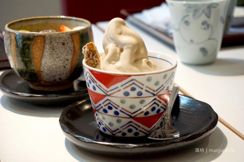 和の間。名古屋特產箕子麵きしめん|中部國際機場美食。最愛的胡麻冷麵