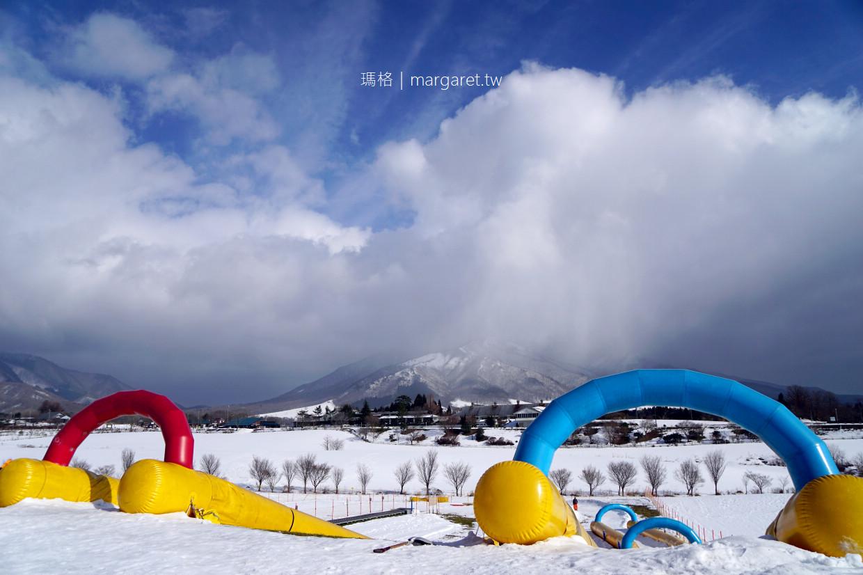 休暇村蒜山高原。親子滑雪樂園玩瘋了|岡山、鳥取冬遊好去處 @瑪格。圖寫生活