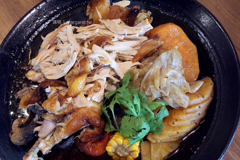 關山宏昌客家菜館。招牌燜雞蔬果入菜|台東無菜單料理