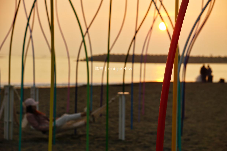 漁光島。日落塔。月牙灣|2019漁光島藝術節。交通建議 (2019.6.19更新)