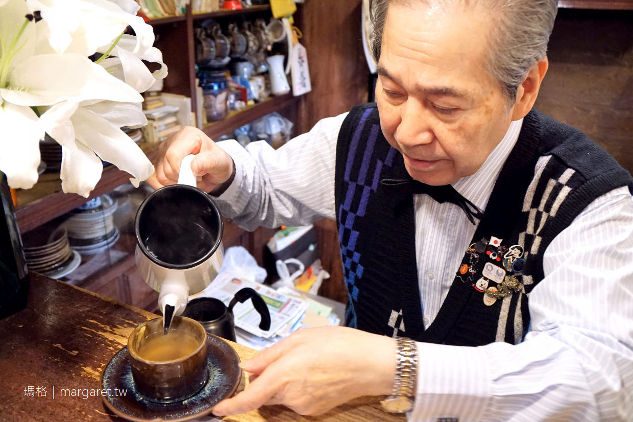 熊本。Coffee Arrow 珈琲アロー|日本天皇、三島由紀夫曾是座上賓。50年歷史職人咖啡館