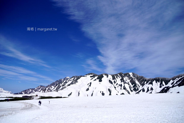雪之大谷。立山黑部大雪壁奇景|室堂。日本最高車站。最接近星星的地方