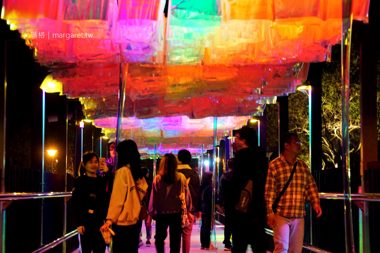 月津港燈節2020。鹽水小鎮光之流水饗宴|高水準台灣藝術盛事。交通建議(二訪更新)