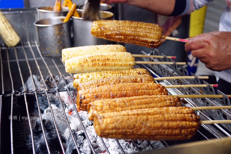 六哥古早味烤玉米|嘉義人的第1名,愛吃鬼的5連訪 @瑪格。圖寫生活
