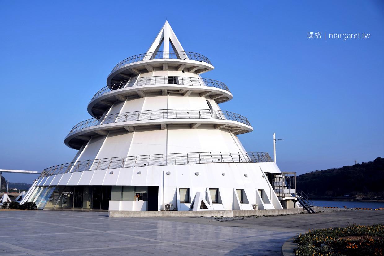 熊本建築傑作。海角金字塔(海のピラミッド)|三角港。三角駅|交通資訊