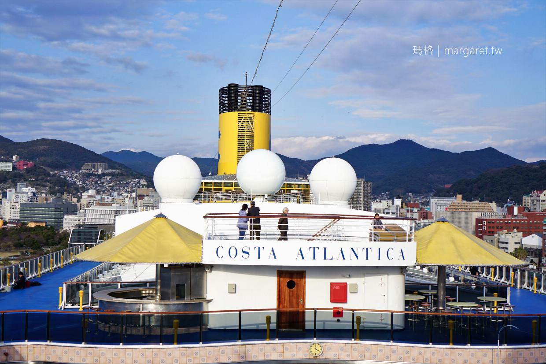 歌詩達義大利郵輪。大西洋號海洋假期|5天4夜輕鬆遊三國。5個推薦理由