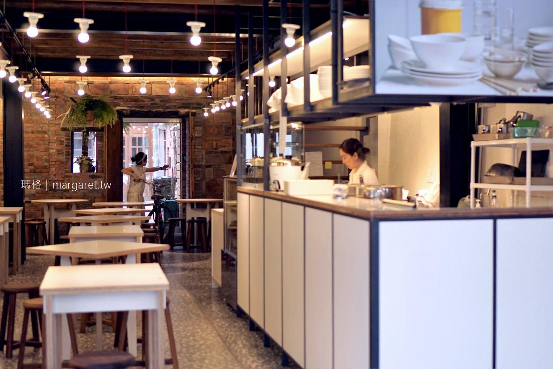 津美妙。大稻埕風格麵店|視覺味覺都到位的美好食堂