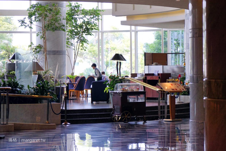 Fontaine cafe。離高松港最近的咖啡館|愛上Bakery Shop的番茄麵包。JR Hotel Clement Takamatsu @瑪格。圖寫生活