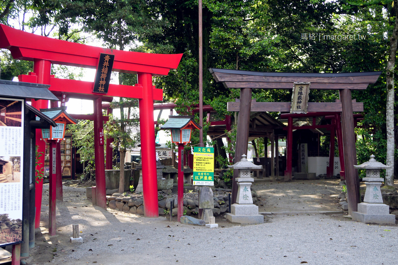 青井阿蘇神社。日本最南端國寶|一元日幣銅板上的樹就在這裡