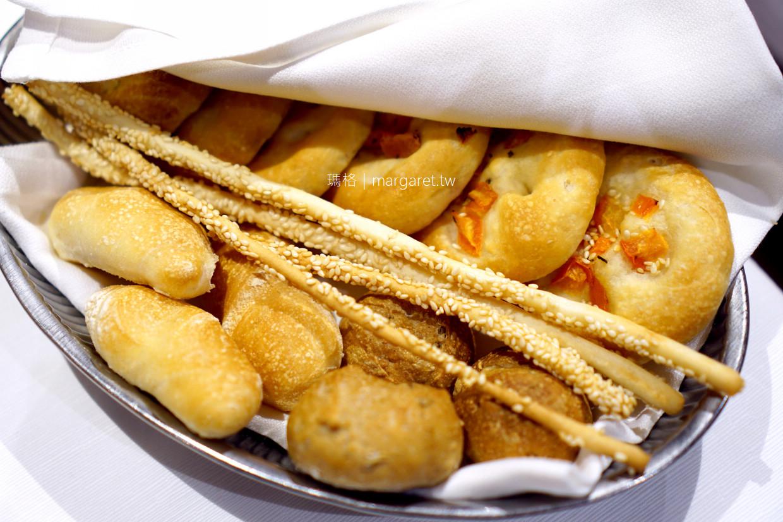 舌尖上的義大利。歌詩達郵輪大西洋號美食 米其林三星大廚的時令品嘗菜單