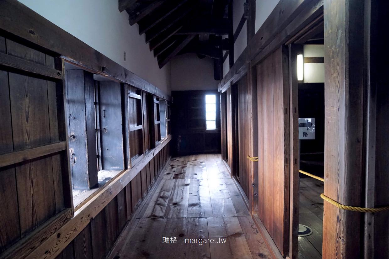 彥根城。400年日本國寶城|琵琶湖畔保存完整的木造天守