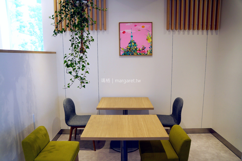 ASICS CONNECTION TOKYO。亞瑟士咖啡|近隅田川、吾妻橋、朝日啤酒大樓|2018東京賞櫻