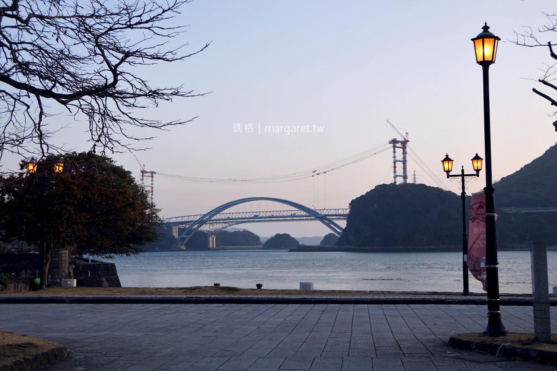 世界遺產熊本三角西港|碩果僅存的明治3大築港之一|交通資訊