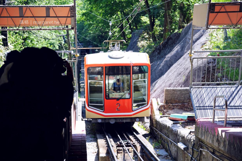 從立山站到美女平。必須預約的立山登山纜車|捨不得睡的立山高原巴士旅程