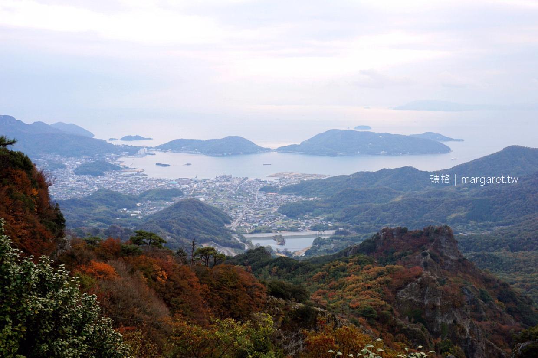 寒霞溪。小豆島紅葉秘境|日本3大奇勝  (2018.08.23更新)