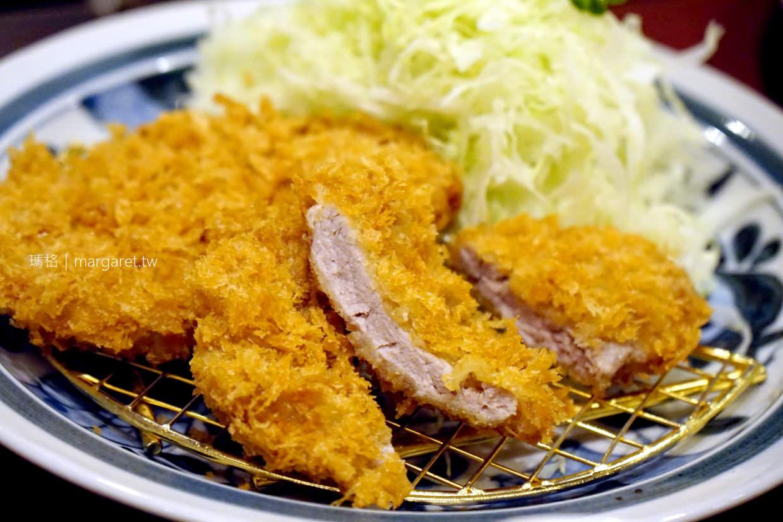 九州豬排連鎖餐廳。とんかつ浜勝|熊本大津迷航覓食記 @瑪格。圖寫生活