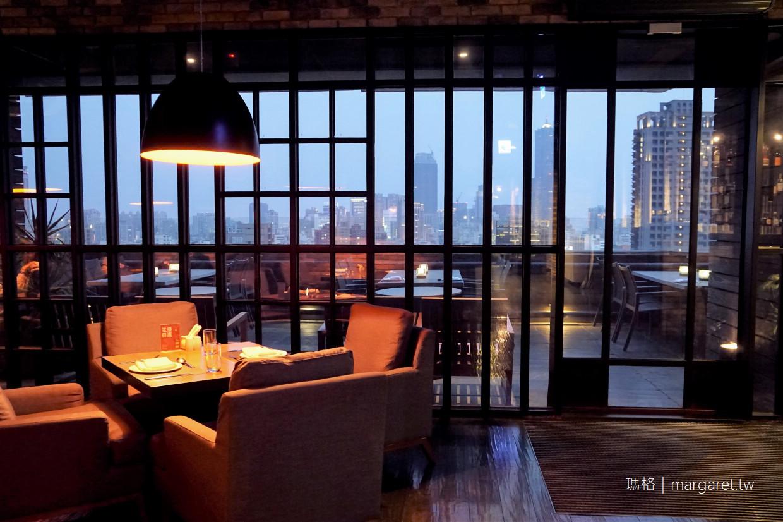étage 15。高雄Hotel dua頂樓餐酒館|港都高樓層景觀餐廳