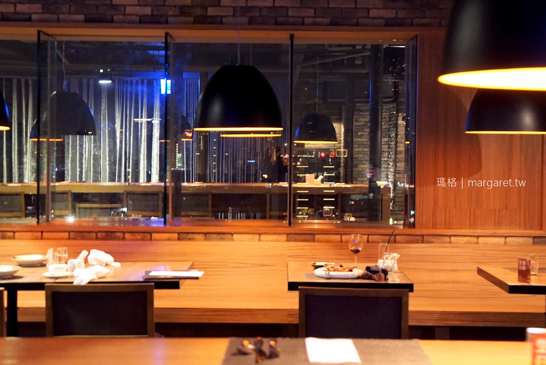 étage 15。高雄Hotel dua頂樓餐酒館|港都高樓層景觀餐廳 @瑪格。圖寫生活
