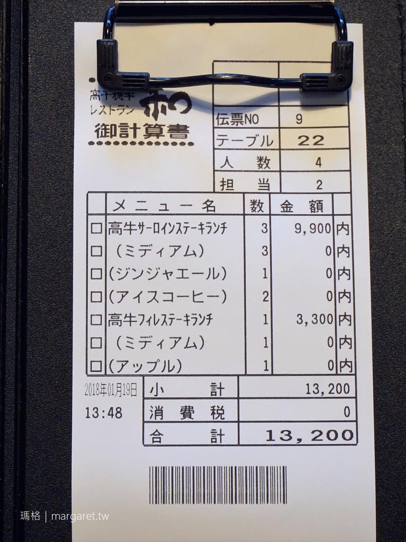 高千穂牛レストラン和。超值|到宮崎吃日本第一和牛 @瑪格。圖寫生活