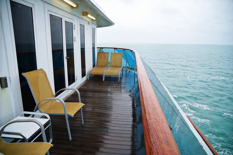 移動的海上度假村。吃喝玩樂All in One|歌詩達郵輪大西洋號