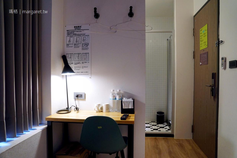 Light Hostel承億輕旅高雄館|美麗島站9號出口旁旅店