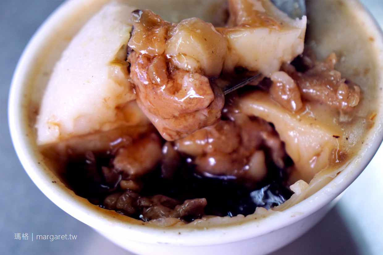 三代春捲。碗粿最對味|高雄美食。美麗島站1號出口