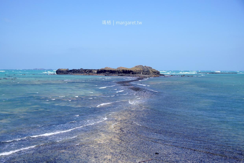 最新推播訊息:澎湖絕景:奎壁山摩西分海。驚豔海底步道|交通潮汐