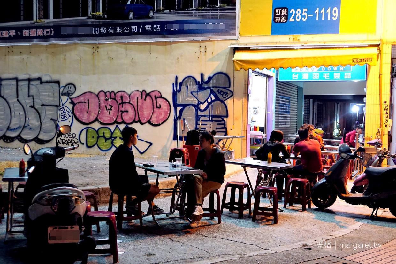 咕嚕叫土司。高雄街頭深夜食堂|美麗島站9號出口宵夜場