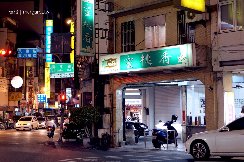 蜜桃香。台南古早味冷飲店|懷念的鹹楊桃湯、李鹹冰