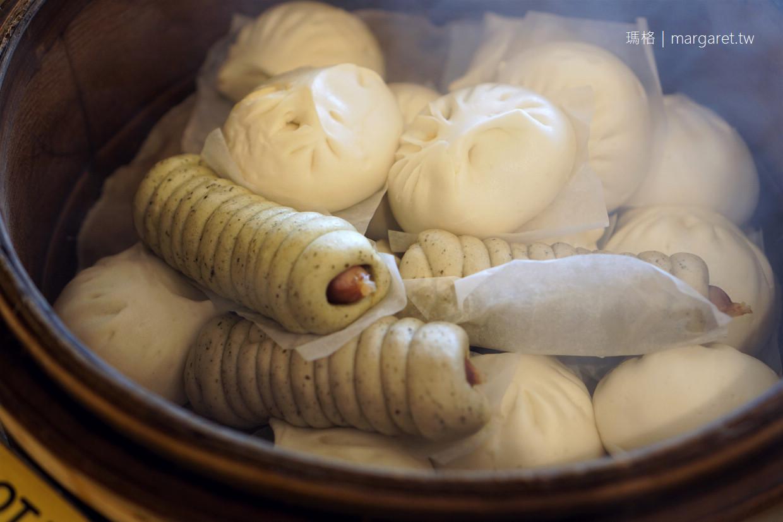 克林台包。台南人的包子|傳說的八寶肉包吃吃看