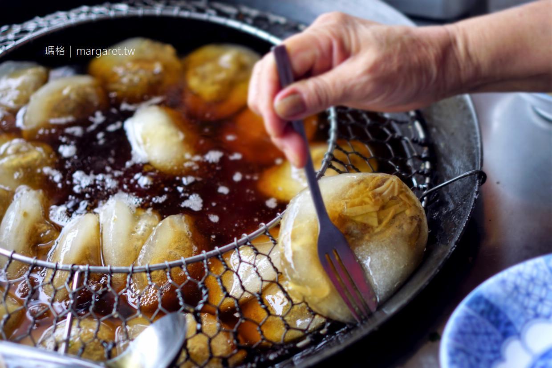 百年廟口肉圓。竹山老街|三級古蹟連興宮周邊美食