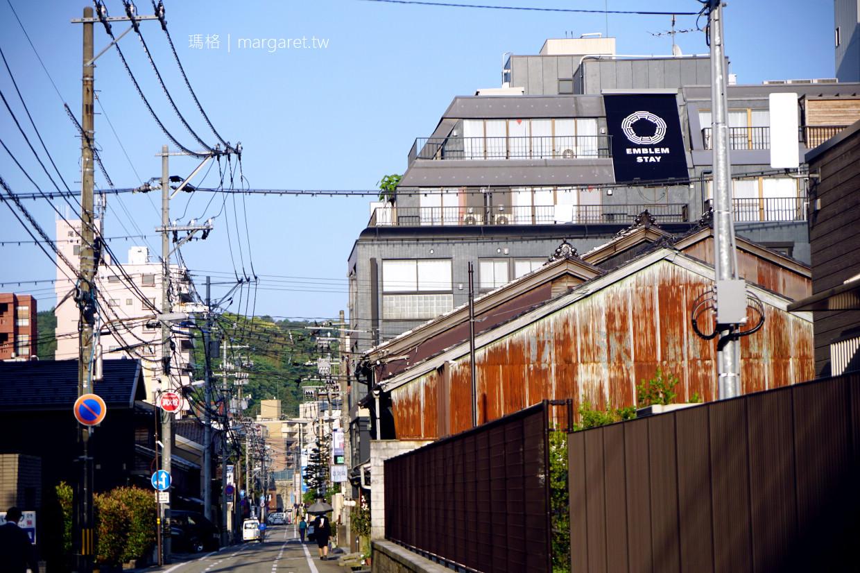 Emblem Stay Kanazawa。金澤青年旅館|獨立門戶上下舖只要1300元。居留3晚的美好