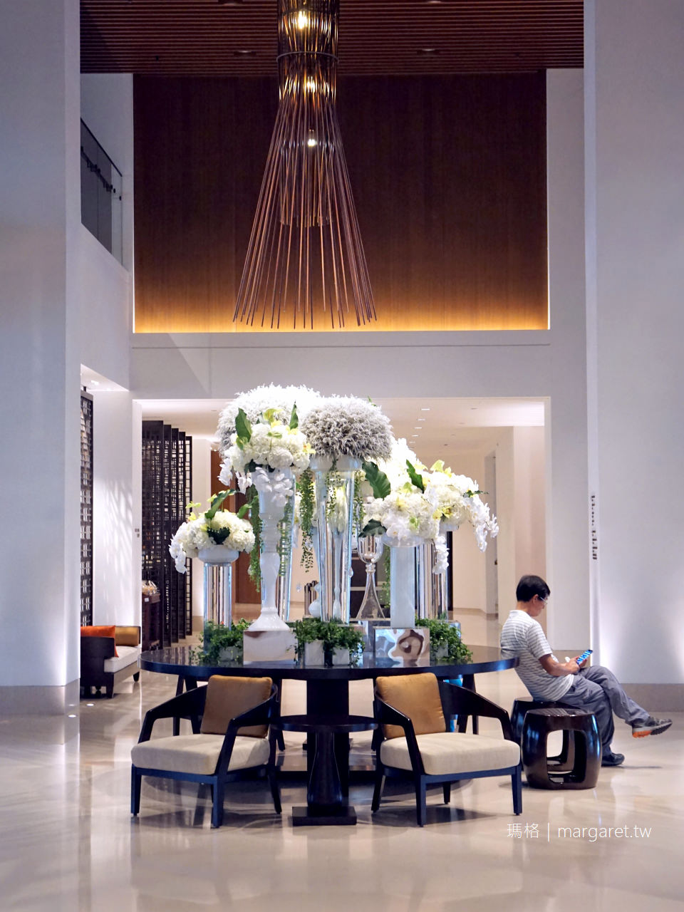 桃園。大溪笠復威斯汀Westin Tashee|距離台北市最近的國際度假酒店 @瑪格。圖寫生活