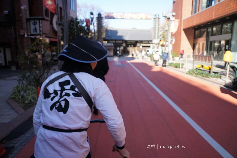 東京淺草人力車初體驗|江戶巡禮:雷門。晴空塔
