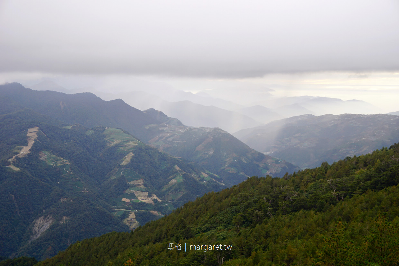 中橫公路雲海|合歡山。太魯閣國家公園。梨山
