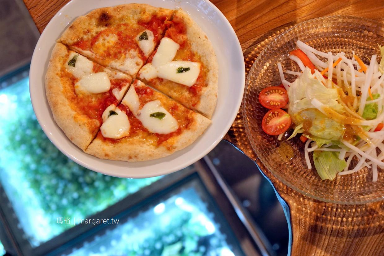 高松常磐町複合式餐館|白天是MUCCA冰淇淋、VACCA披薩店|晚上是McQueen餐酒館