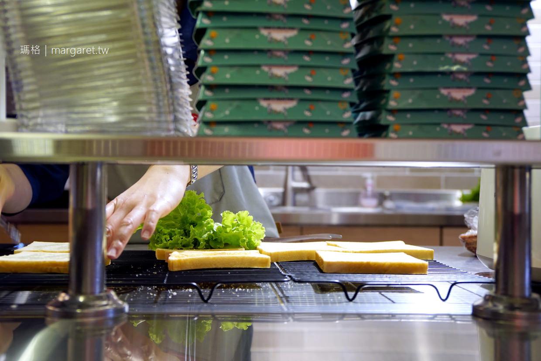 郭榮市。哈姆廚坊|賣手工火腿,也賣現做三明治