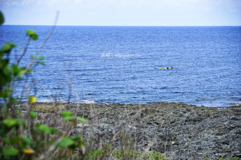 後灣海蝕洞。秘境中的秘境|隱藏於墾丁海生館附近珊瑚礁岩棚底下