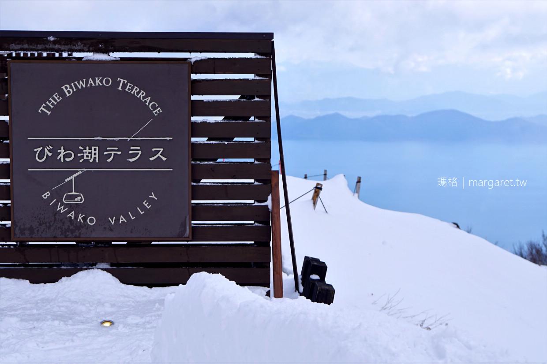 琵琶湖觀景台Biwako Terrace。關西絕景咖啡館|360度眺望日本最大湖