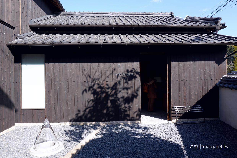 ANDO MUSEUM安藤忠雄博物館|直島本村。日式老屋內的現代建築秘境 @瑪格。圖寫生活