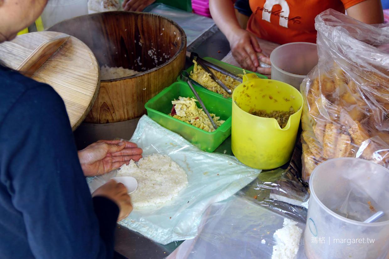 二信飯糰。澎湖人氣小吃 從路邊攤搬到新店面