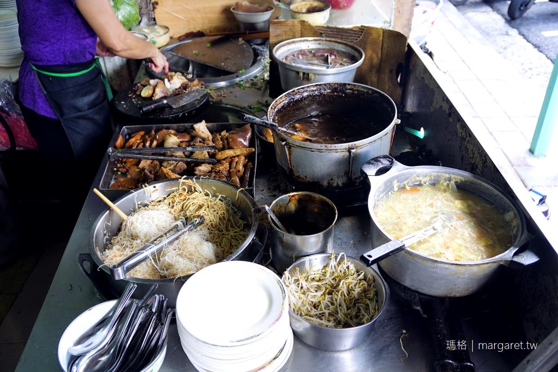 閣再來小吃部。馬公30年老麵店|滷味肉燥飯深得我心