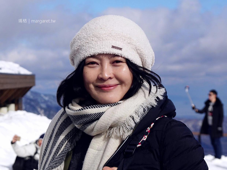 用毛線帽修飾扁頭跟圓臉|戴上帽子有型過冬(2020.1.9更新)