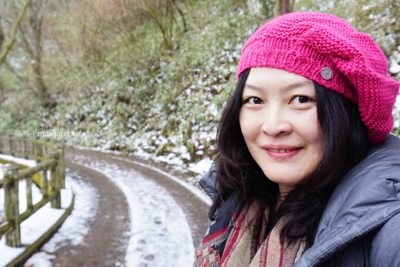 用毛線帽修飾扁頭跟圓臉|戴上帽子有型過冬