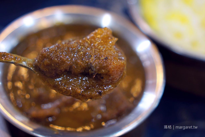 加爾各答印度料理。萬年大樓異國美食|坦都烤雞腿、坦都烤餅真是點對了