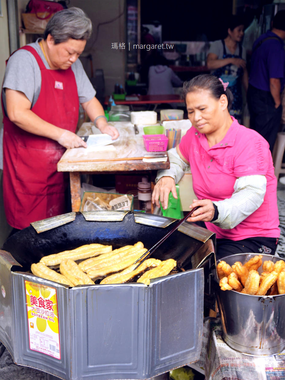 澎湖文康早餐街|鍾記燒餅、益豐豆漿店、二信飯團