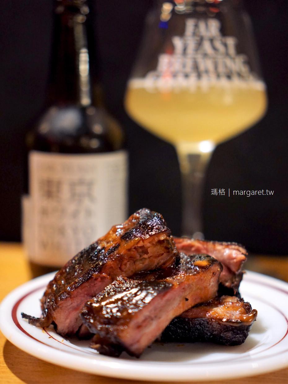 Charcoal Old Soul。延平街老屋炭烤店|一個人也可以吃喝的嘉義小酒館 (二訪更新)