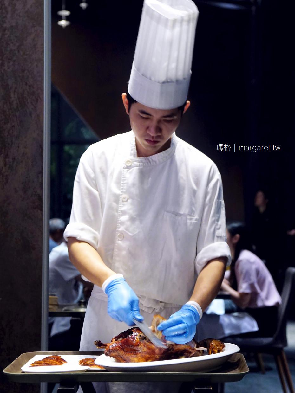 与玥樓頂級粵菜餐廳|台中烤鴨三吃高貴不貴、粵菜港點廚藝精湛|二訪更新。依然美味