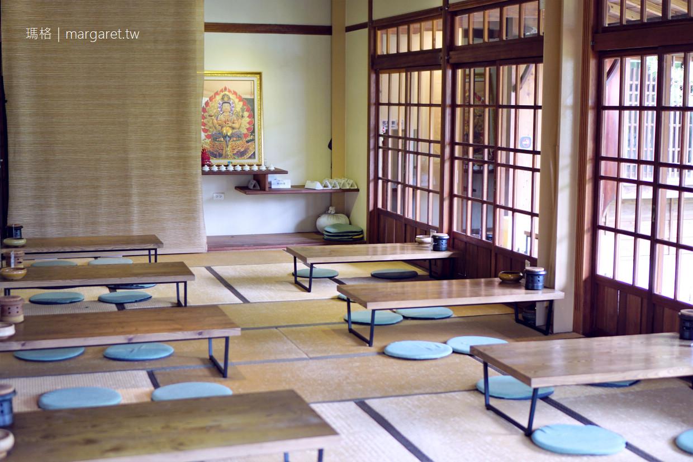 八拾捌茶輪番所。在西門町日式茶屋喝台灣茶|西本願寺廣場歷史建築群 @瑪格。圖寫生活