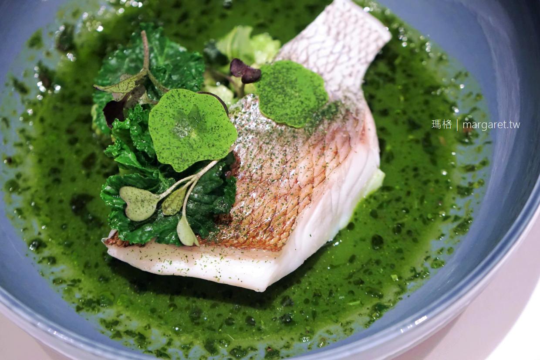 南青山Abysse深海。法式魚餐廳|米其林一星。型男主廚低調高品味原創料理